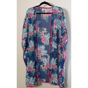 Just Class Swim Cover Up